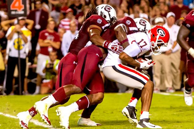 Georgia vs. South Carolina: Live Score, Analysis and Results