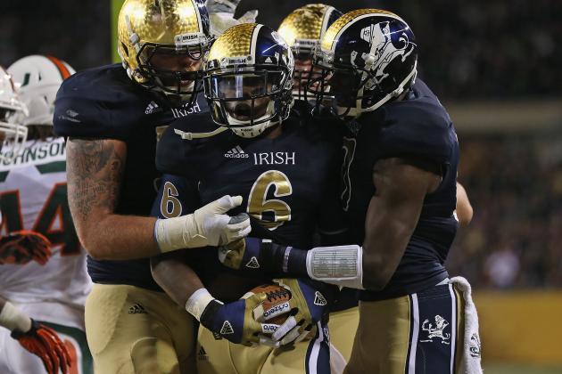 Miami vs. Notre Dame: Score, Twitter Reaction, Grades and More