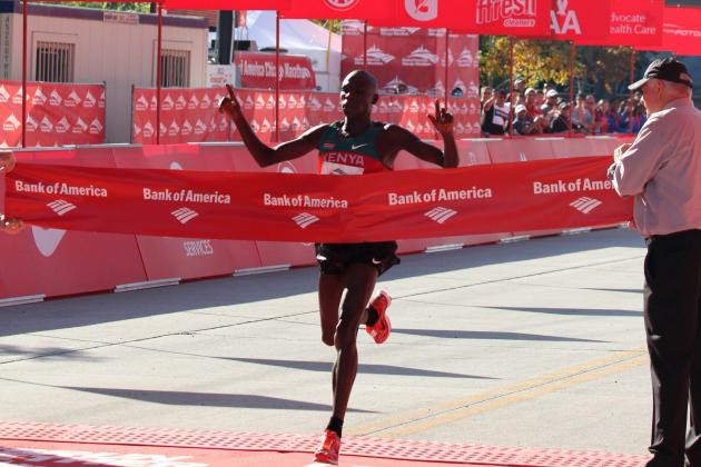 Chicago Marathon 2012: Notable Runners to Watch For