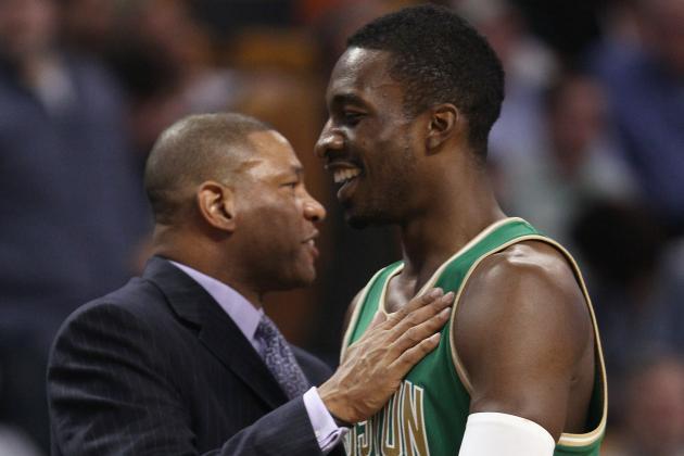 Jeff Green Gets Comfortable in Celtics' Overseas Preseason Game