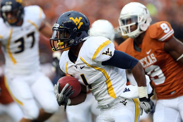 West Virginia vs. Texas: Live Scores, Analysis and Results