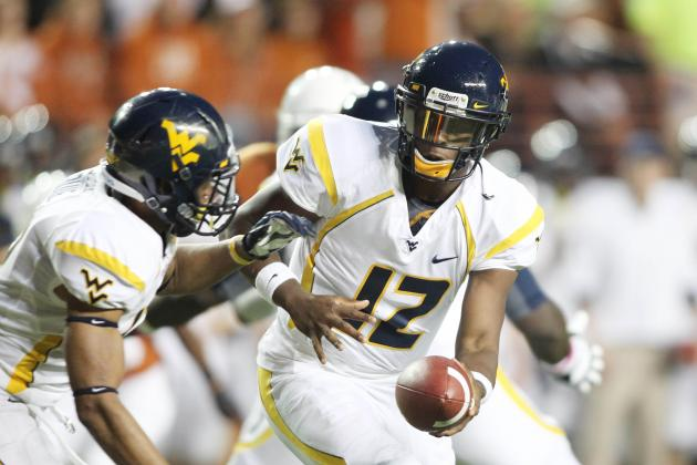 West Virginia vs. Texas: Score, Twitter Reaction, Grades and More