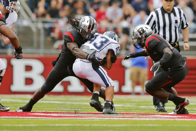 Rutgers Football: Scarlet Knights Down Huskies to Stay Unbeaten