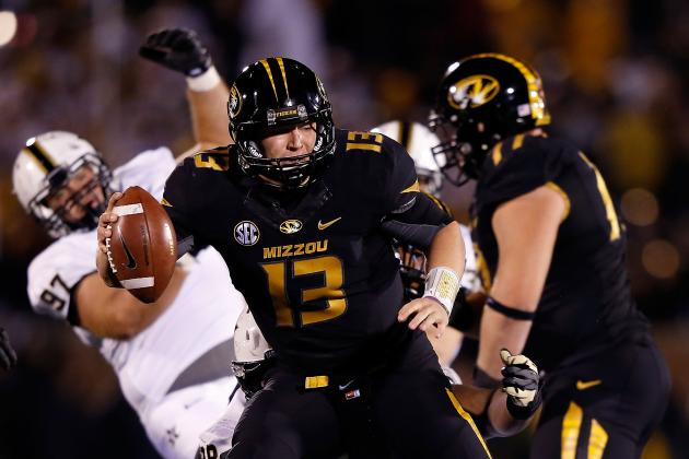 Missouri's Woes Continue Against Vandy