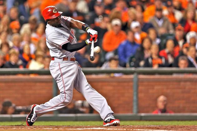 Cincinnati Reds vs. San Francisco Giants Game 1: Live Score, NLDS Analysis