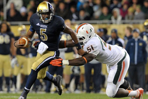 Miami vs Notre Dame: Irish Offense Finally Runs Better with Everett Golson at QB