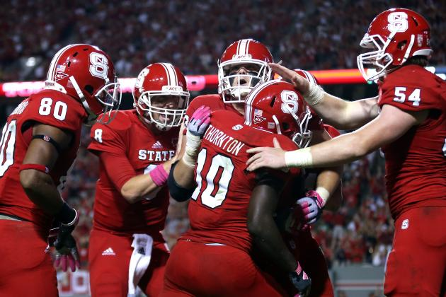N.C. State Stuns No. 3 Florida State in Shocking Upset