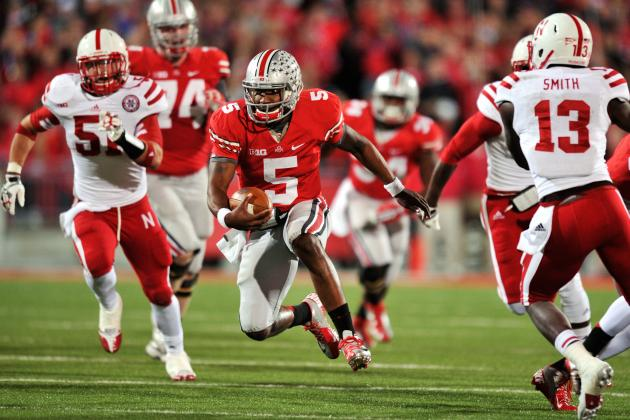 Nebraska vs. Ohio State: Score, Twitter Reaction, Grades and More
