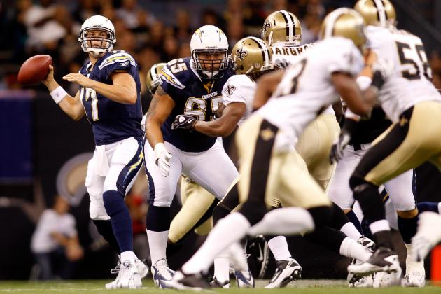 San Diego Chargers vs. New Orleans Saints: Live Score, Video and Analysis