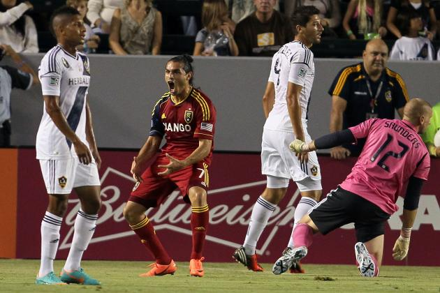 LA Galaxy Lose 2-1 in Pivotal Game Against Real Salt Lake