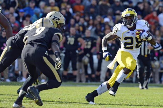 Michigan Football: Offense Still a Concern Despite 44-13 Rout