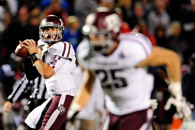 Texas A&M Recovers from Poor Start with 9 Minutes of Football Magic