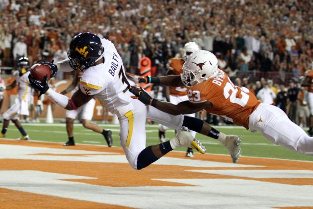 West Virginia vs. Texas: Road Win Proves Mountaineers Aren't a Gimmick