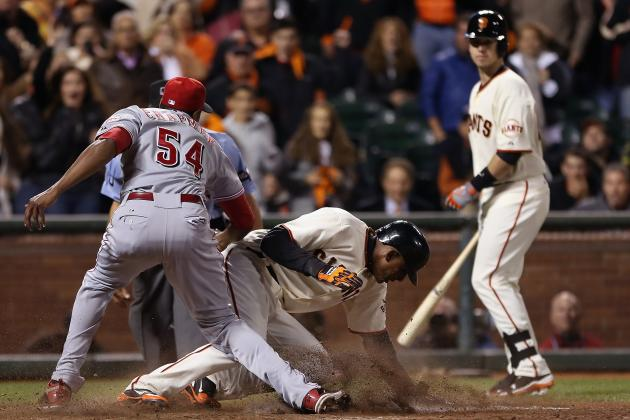 NLDS Schedule 2012: When to Catch Every Game in Both Matchups
