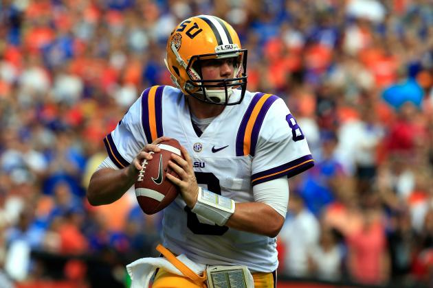LSU Football: Grading All 22 Starters from the Florida Game