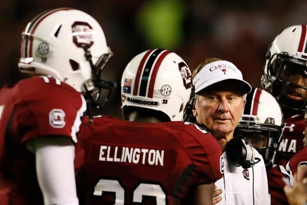 2012 College Football Polls: Will Week 7 BCS Rankings Have South Carolina No. 2?
