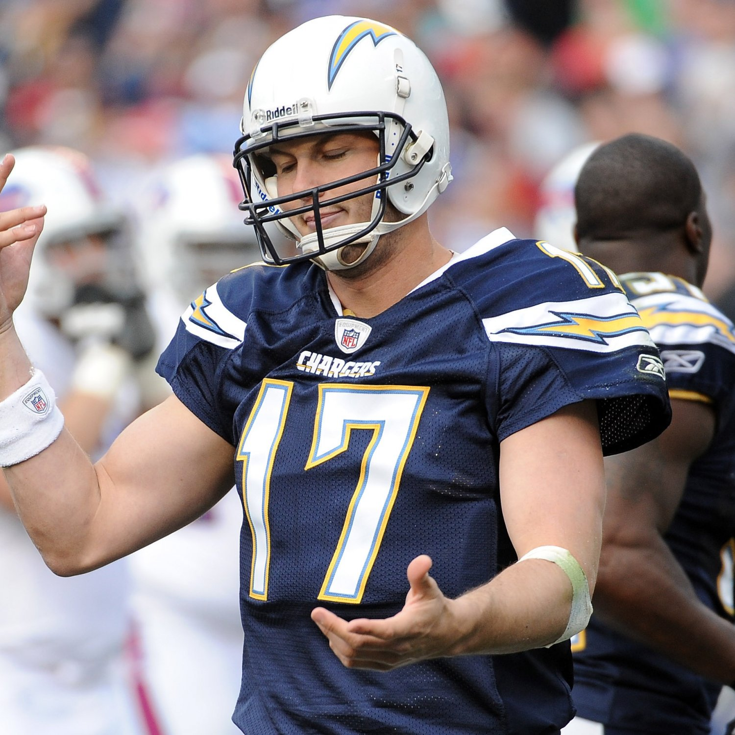 San Diego Chargers Drew Brees