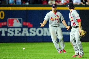Outfield Fly…whoops…Infield Fly Sparks Controversy