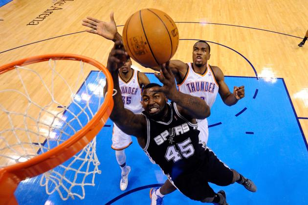 NBA Trade Rumors: Best Fits for San Antonio Spurs Big Man DeJuan Blair