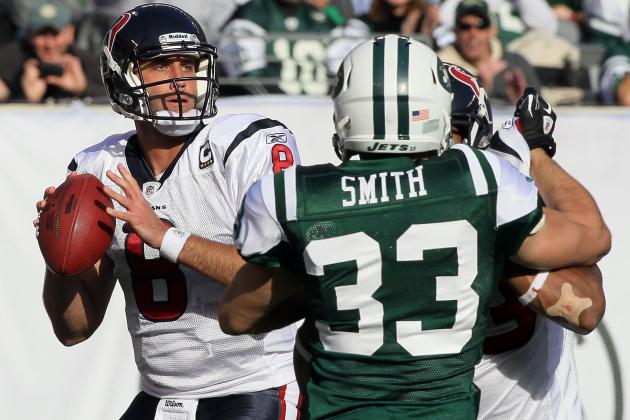 Texans vs. Jets: Breaking Down Monday Night's Marquee Matchup