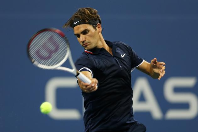 Roger Federer Looks to Maintain No. 1 World Ranking at Shanghai Masters