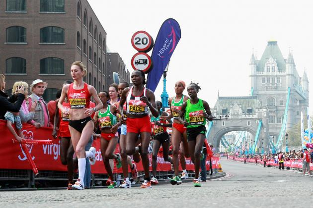 Chicago Marathon 2012: Runners to Watch For at the Finish Line