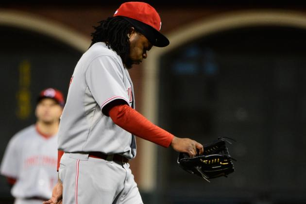 Johnny Cueto Injury: Updates on Reds Star's Oblique