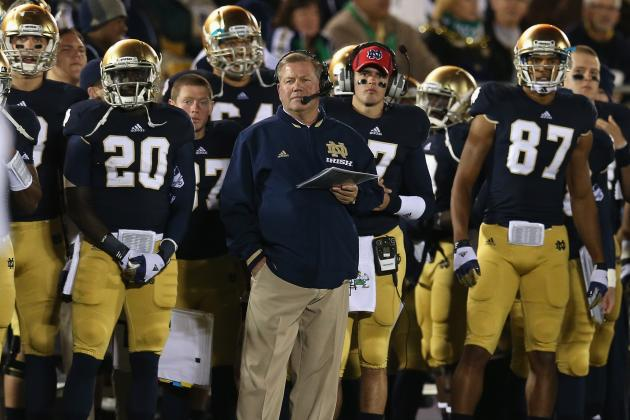 Notre Dame Football: Iconic Program on Right Track to BCS Glory
