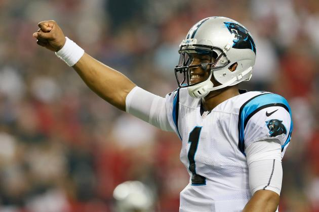 Cam Newton: Fantasy Expectations for Panthers Star QB vs. Seahawks in Week 5