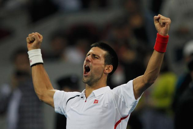 Djokovic Beats Tsonga for Third China Open Title