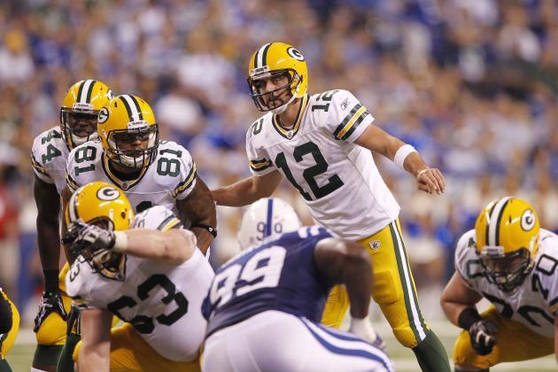 Fantasy Football Live Blog for NFL Week 5