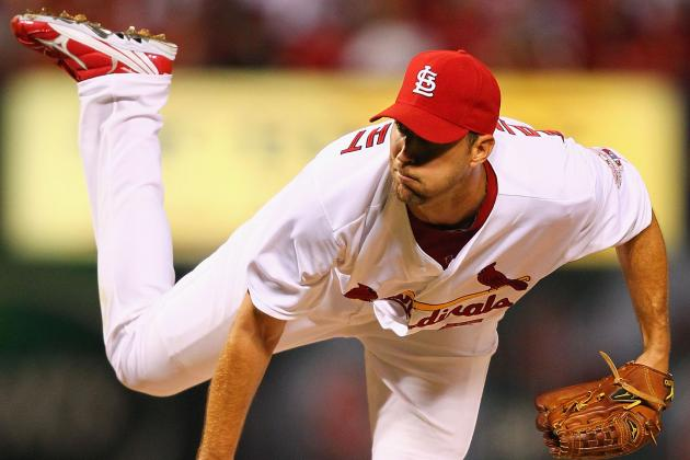 Cardinals Set Pitching Rotation for NLDS