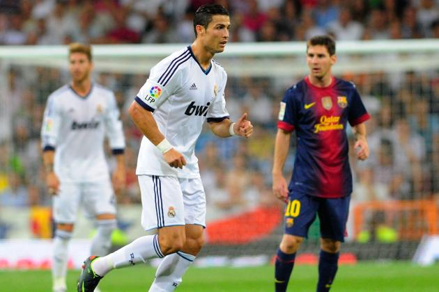 Barcelona vs. Real Madrid Live Stream: Online Viewing Info for El Clasico 2012