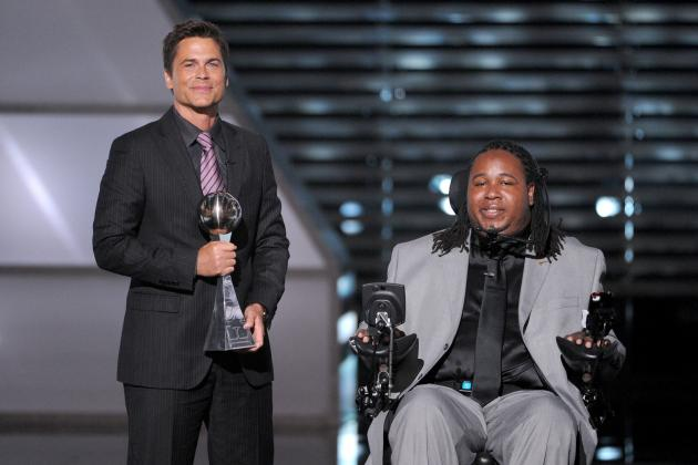 Eric LeGrand Continues to Inspire as 2-Year Mark Approaches