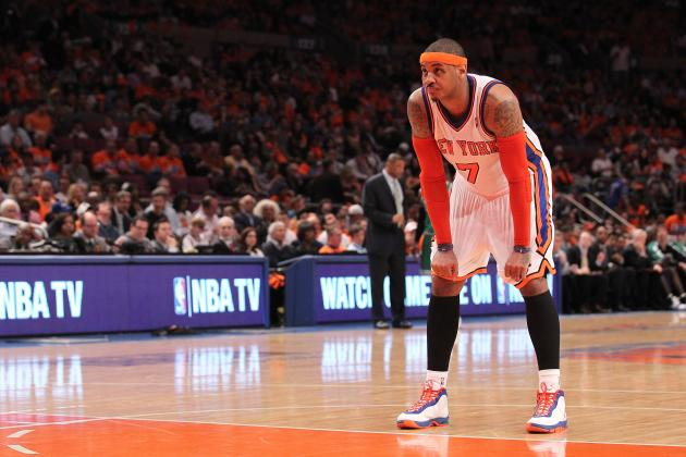 New York Knicks: Why Carmelo Anthony Will Challenge for the MVP Award in 2012-13
