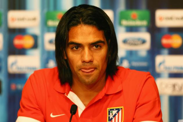Arsenal Transfer Rumor: Goal-Soring Beast Radamel Falcao Could Head to Emirates