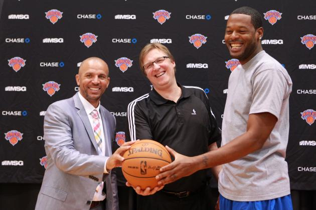 2012-13 New York Knicks: Is This Team Old or Experienced?