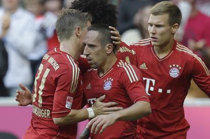 FC Bayern Munich: Herr Franck Sends Sorry Hoffenheim Home