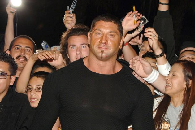 Batista Wins MMA Debut: Watch the Full Fight and Post-Fight Interview