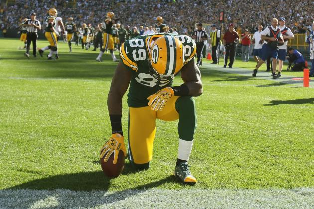 James Jones: Breaking Down Green Bay Receiver's Role with Greg Jennings out
