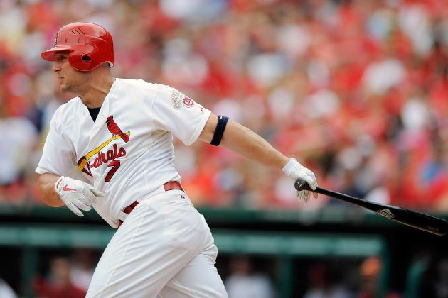 Cardinals Announce NLDS Game 1 Lineup