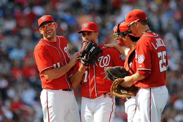 Washington Nationals Announce 25-Man NLDS Roster
