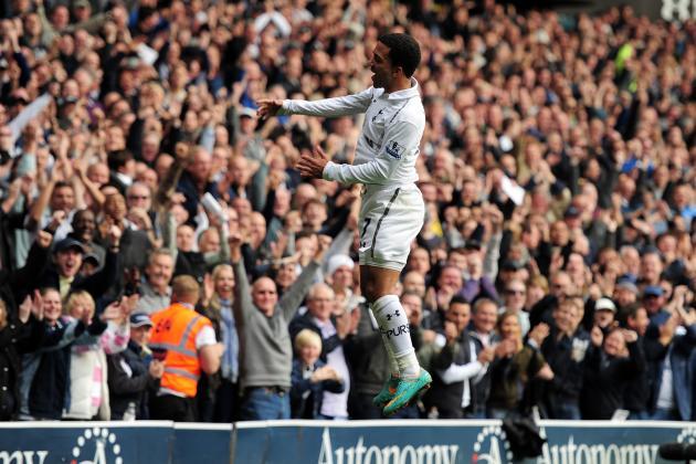 Tottenham Cruise to 2-0 Victory over Aston Villa