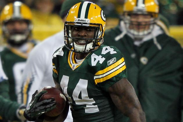 Packers Inactives: Neal Will Suit Up, Starks, Daniels Won't