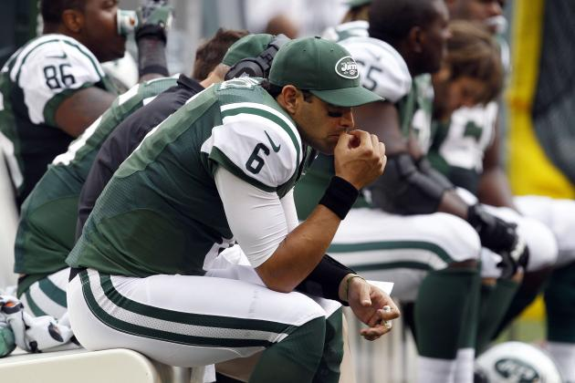 Mark Sanchez: Early-Season Struggles Will Get Worse for Jets QB on Monday Night