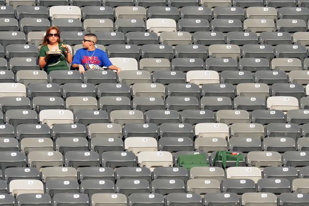 Jets Says Report of Unsold Tickets Isn't Accurate