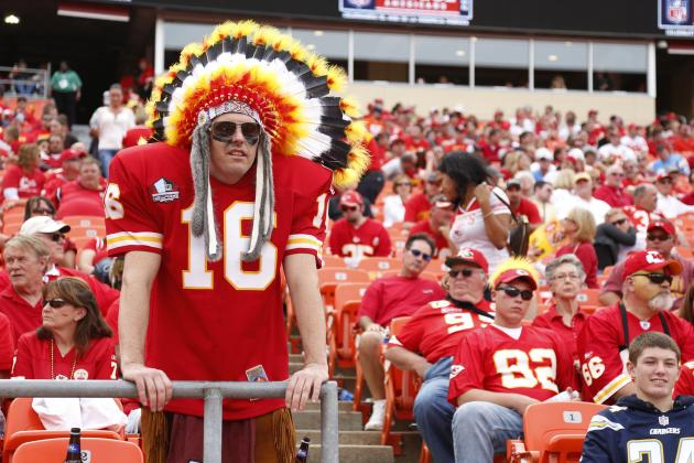 Kansas City Chiefs: Disgruntled Fans Voice Their Opinions at Arrowhead Stadium