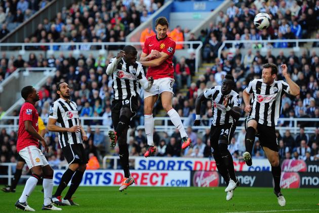 Manchester United Stroll to Easy 3-0 Win over Newcastle
