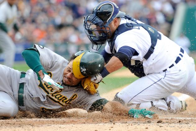 Oakland Athletics vs. Detroit Tigers: ALDS Game 2 Live Score and Analysis