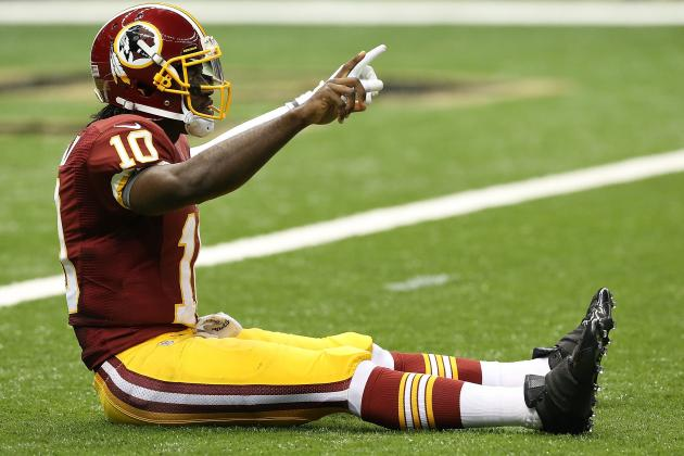 Is Robert Griffin III Having the Best Rookie Season Ever?